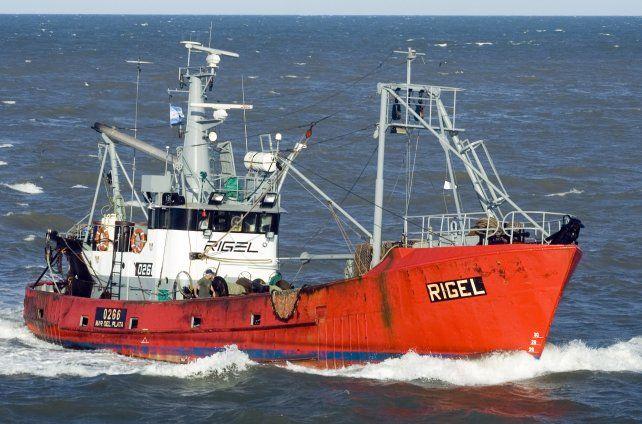 Hallaron el cuerpo del capitán del pesquero desaparecido