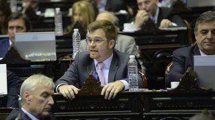 El diputado oficialista Nicolás Massot y una frase que despertó mucha polémica.