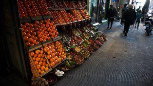 Inaccesible. El kilo de naranjas costaba en mayo del año pasado 14,67 pesos. El mes pasado, el Ipec relevó un precio de 32 pesos por kilo.