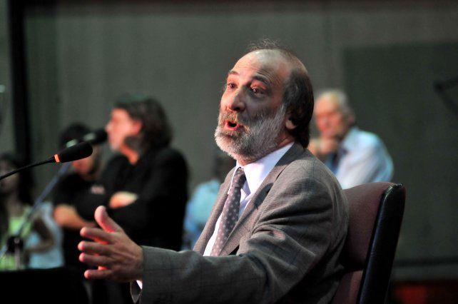 Falleció el expresidente de Newells Eduardo López