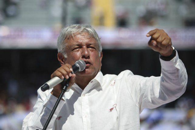 ¿La tercera es la vencida? El ex alcalde de Ciudad de México.