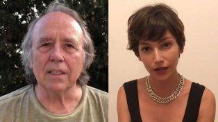 El spot de artistas de España que apoyan el aborto legal en la Argentina