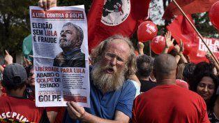 Cancelan la orden de liberación de Lula da Silva en Brasil