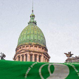 En la Cámara alta se tratará la media sanción sobre la legalización del aborto.