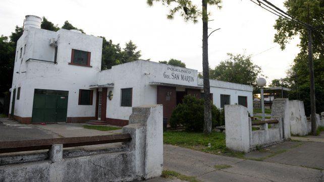 La víctima fue llevada al Policlínico San Martín