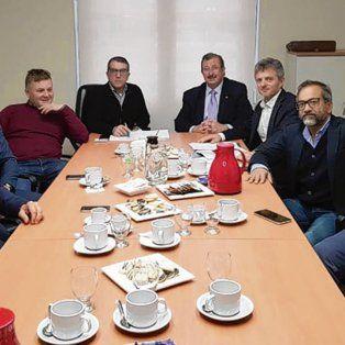 Sumar. Los referentes de la provincia se reunieron con Traferri y Capiello.