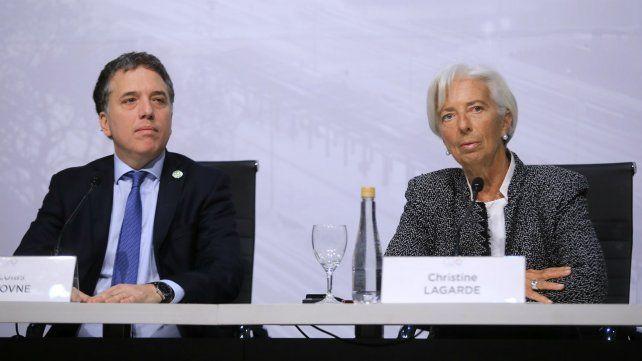La advertencia de Lagarde: Las metas de inflación deben alcanzarse