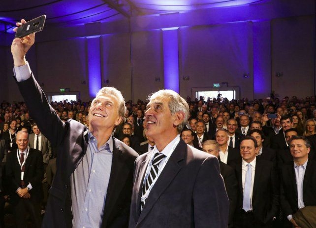 El presidente Mauricio Macri participó del evento por el 41° aniversario de la Fundación Mediterránea en Córdoba.