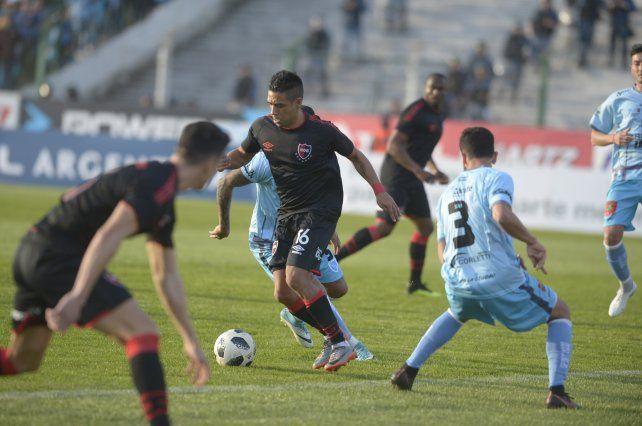 Newells no perdonó al CADU y se metió en los octavos de final de la Copa Argentina