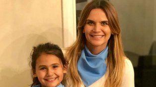 Amalia Granata celebró el no al aborto legal con un irónico tuit dedicado al New York Times