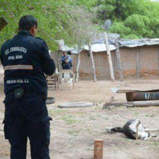 El padre violó a dos de sus hijas durante años en General Taboada, provincia Santiago del Estero.