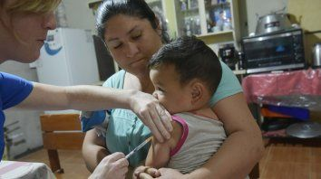 nacion prometio enviar vacunas contra la meningitis a santa fe