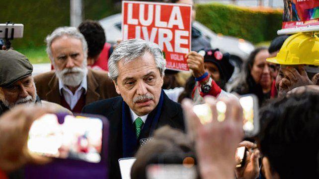 Si quieren un ajustador, voten al presidente, disparó Fernández