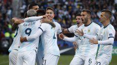 argentina vencio a chile y logro el tercer puesto