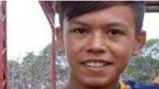 Diego Román. El niño asesinado.