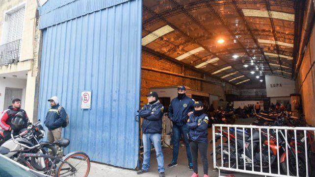 Detuvieron a un sindicalista portuario de San Lorenzo investigado por lavado