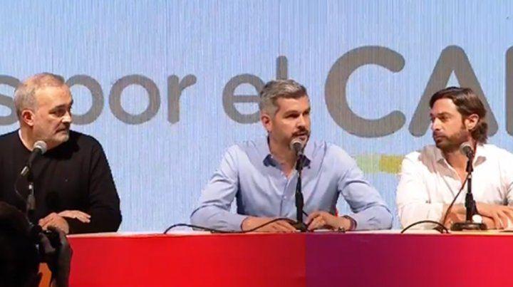 Peña: Hasta que no se defina esta reelección va a haber inestabilidad