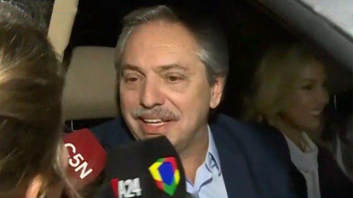 Fernández: Dos terceras partes de la Argentina le dijeron basta al gobierno