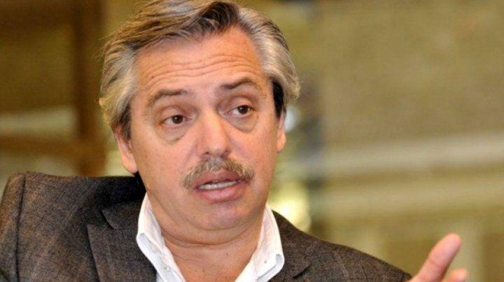Alberto Fernández: Macri toma estas medidas tardíamente y sin tener en cuenta las consecuencias