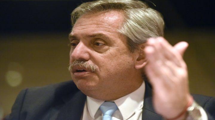 Alberto Fernández agrupó el reclamo de los gobernadores por las medidas inconsultas del gobierno.