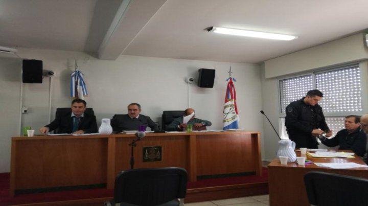 En el juicio ya hubo varios testimonios que dan cuenta de aberrantes hechos que se le acusa al imputado.