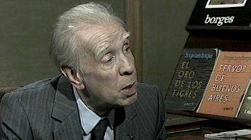 Borges recibió el premio Miguel de Cervantes, el más importante en el mundo hispano.