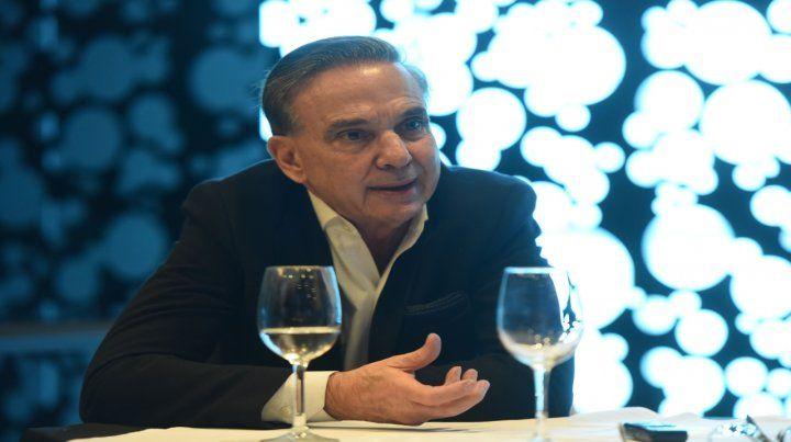 Pichetto dijo que Cristina debe estar arrepentida de haber elegido a Alberto Fernández