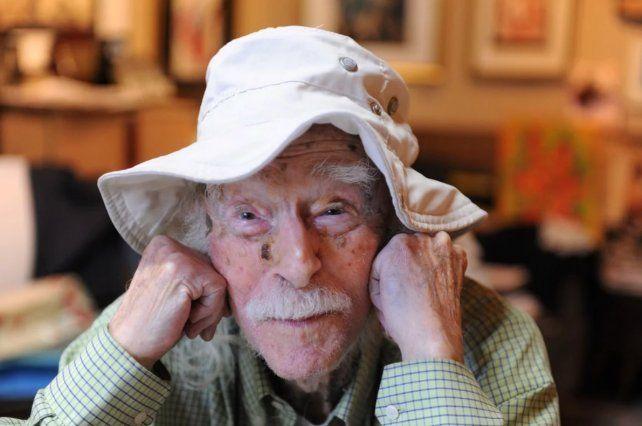 El actor Max Berliner falleció esta mañana en la ciudad de Buenos Aires.
