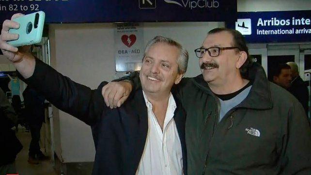 Alberto Fernández dijo que hace tiempo que no habla con Macri