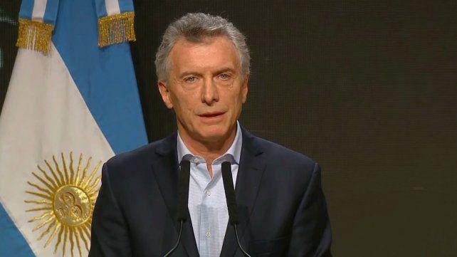 Macri: La herramienta más potente para luchar contra la pobreza es la educación de calidad