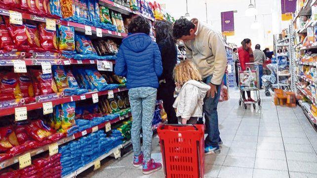 sin freno. El incremento de la canasta básica alimentaria en la provincia fue de 11
