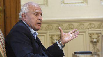 Lifschitz reclamó fondos para auxiliar a municipios