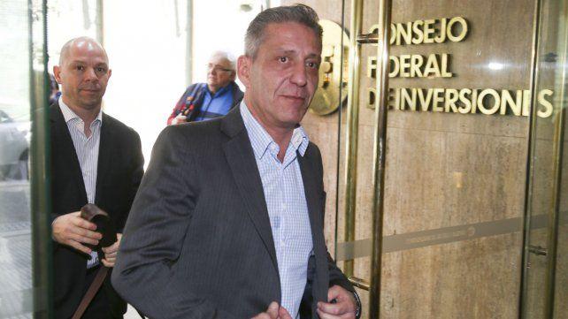 Arcioni salió a desmentir un romance con Luly Salazar