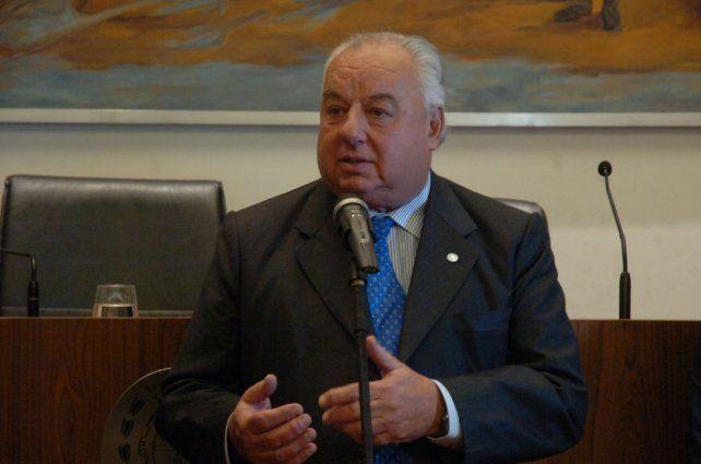El ministro de la Corte Rafael Gutiérrez fue distinguido como Jurista Destacado