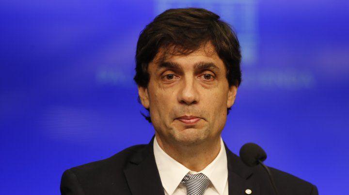 El dinero del FMI se usó para pagar las deudas, aseguró Lacunza