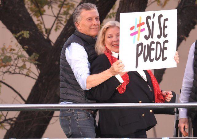 Macri: Se puede dar vuelta el resultado de las Paso