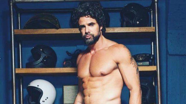 Luciano Castro confesó que las fotos desnudo lo avergüenzan por sus hijos
