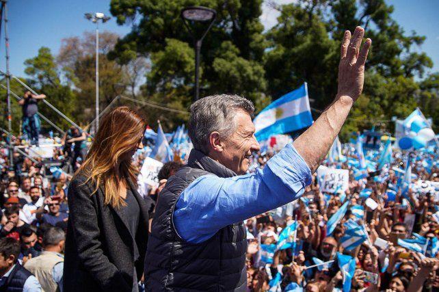 Macri pidió en Mendoza cuidar la democracia y se pronunció a favor de las dos vidas