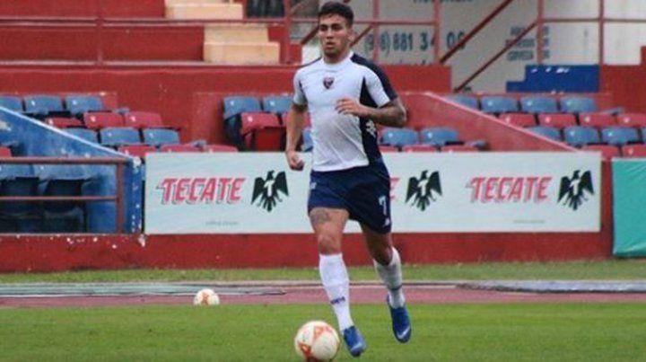 Se inició en All Boys y actualmente jugaba en Atlante de México.
