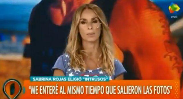 Sabrina Rojas contó cuándo Luciano Castro se sacó las fotos de la polémica