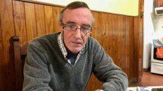 El exjefe de policía de Santa Fe, Hugo Tognoli.