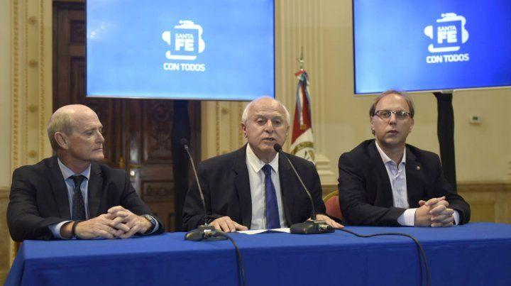Lifschitz: Las medidas de Macri le hacen un daño muy grande a las provincias