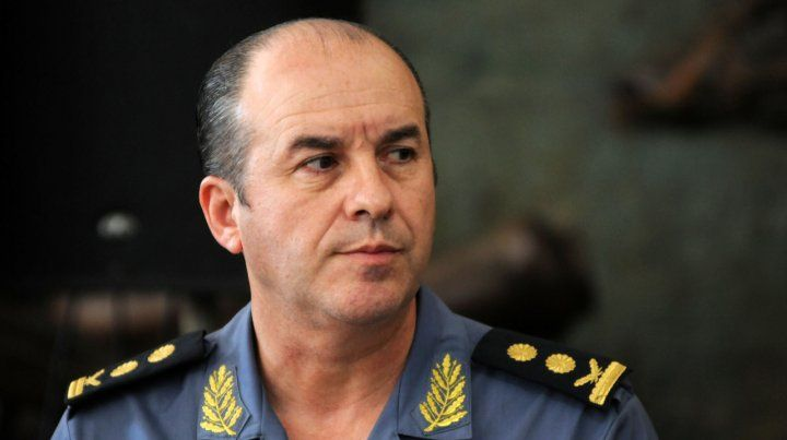 Rafael Grau. El ex jefe de la policía está imputado y en prisión domiciliaria.