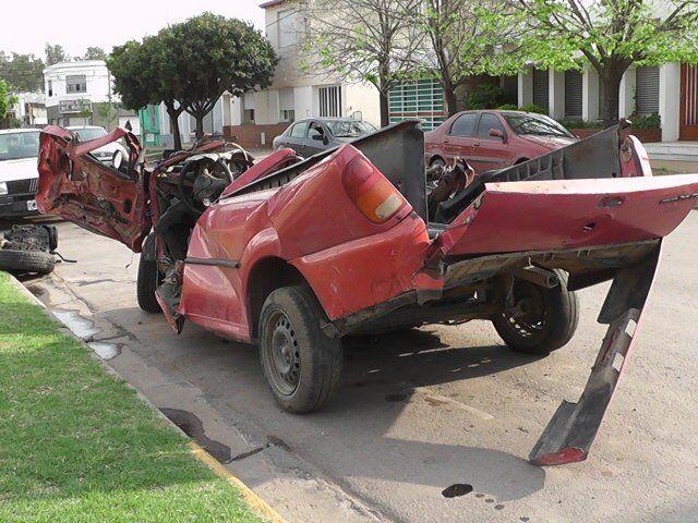 Tres muertos en dos siniestros viales en rutas del sur  provincial