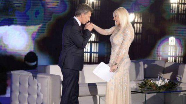 Susana Giménez siempre apoyó a Mauricio Macri