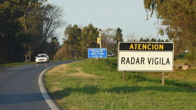 La provincia defiende el sistema de radares.