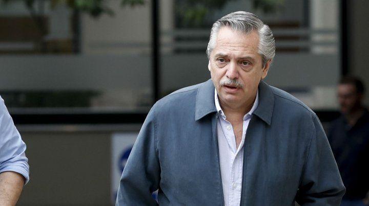 Alberto Fernández se emocionó al recordar a Kirchner: Se lo prometí y llegó hoy el día
