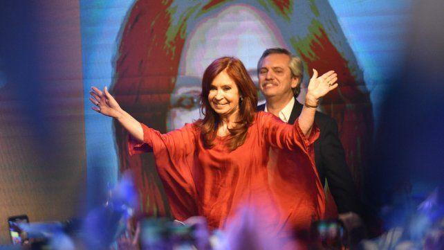 Cristina: Alberto va a necesitar la ayuda de todos los argentinos