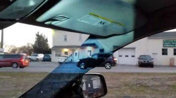El sistema que permite evitar los puntos ciegos al conducir
