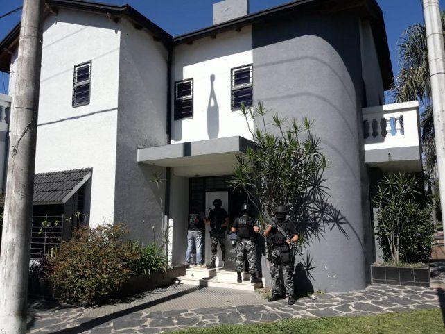 Pullaro calificó como inédito el operativo antidroga en Santa Fe